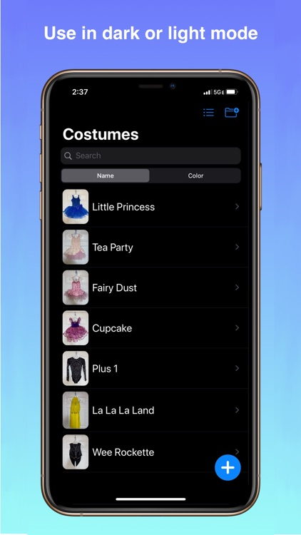 Costumize - Digital Inventory screenshot-5