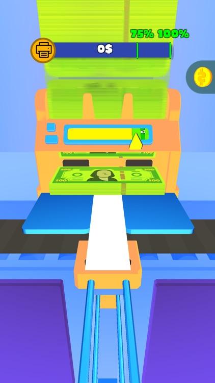 Money Factory 3D! screenshot-3