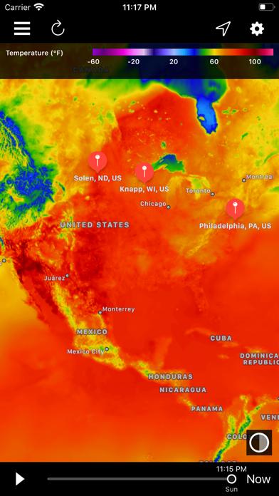 NOAA Radar Plusのおすすめ画像8