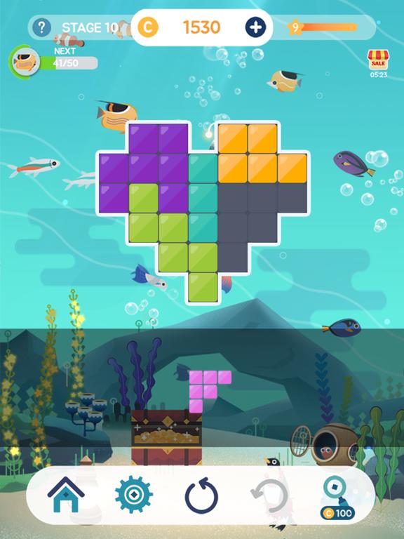 Puzzle Aquariumのおすすめ画像7