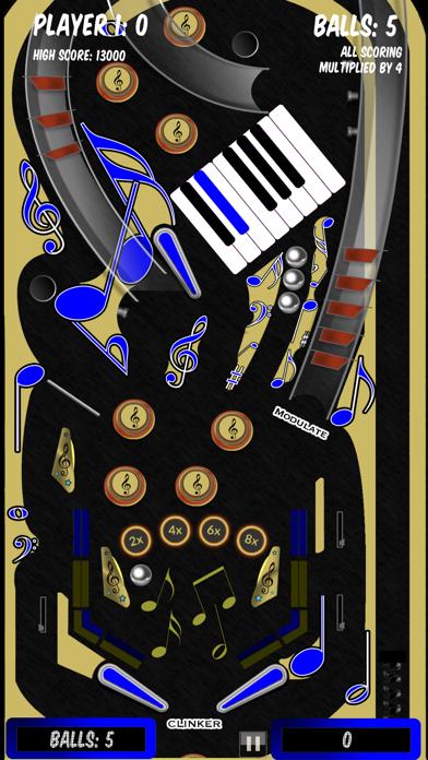 Jazz Pinball screenshot two