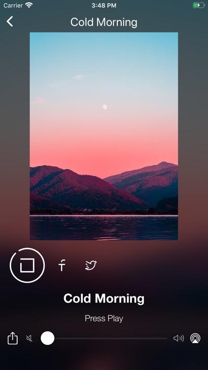 Calming Sounds - Music App