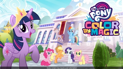 My Little Pony Color By Magic screenshot 10