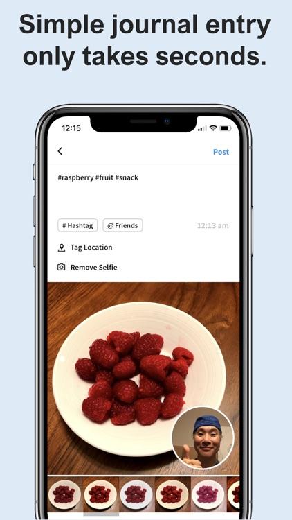 Feast - Mindful Eating screenshot-3