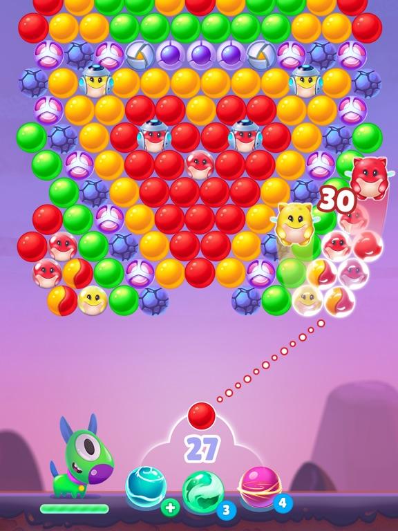 Bubble Shooter Story™ screenshot 7