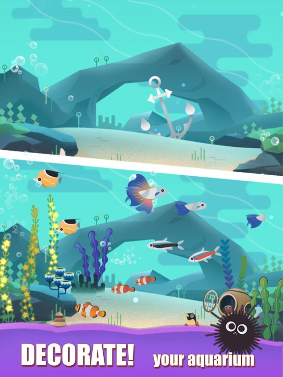 Puzzle Aquariumのおすすめ画像2