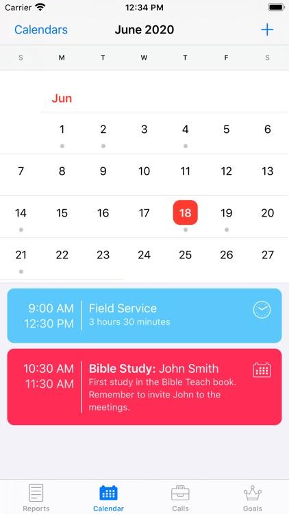 Ministry Diary screenshot-3