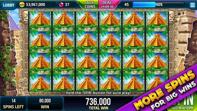 Slots WOW Casino Slot Machine screenshot-4