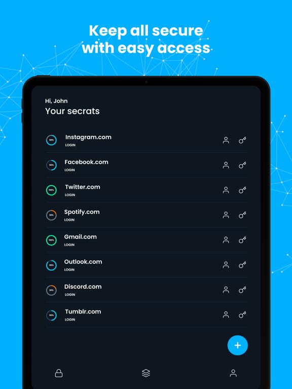 Password Manager - Keep Safe screenshot 14