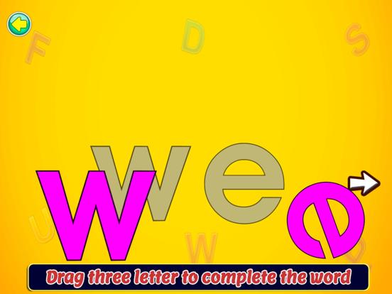 Spelling Writing Game screenshot 8