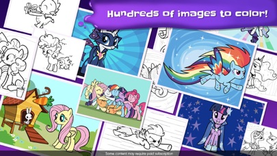 My Little Pony Color By Magic screenshot 5
