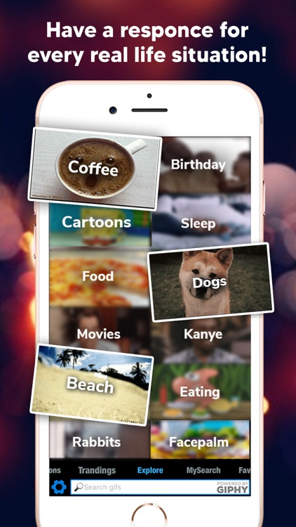 GIFco - Funny Trending GIFs screenshot-3