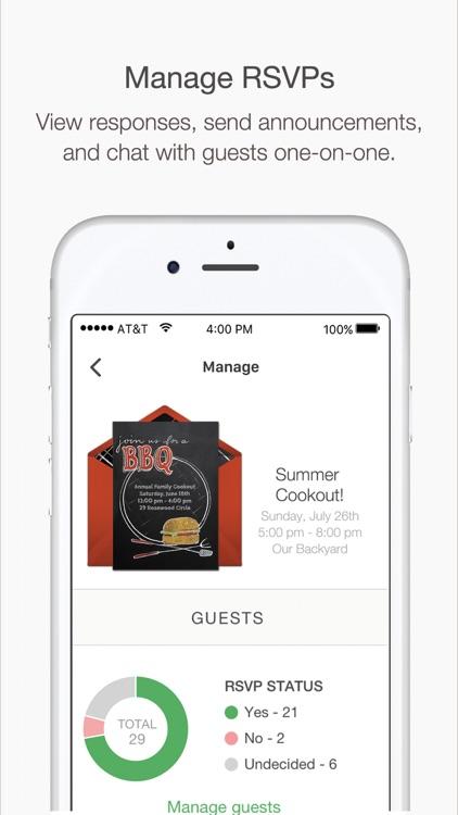 Punchbowl: Invites & eCards screenshot-4