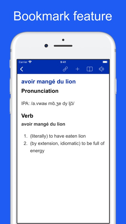French Idiom Dictionary screenshot-3