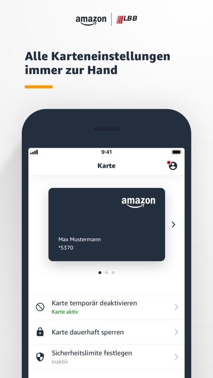 Amazon Landesbank Berlin Visa