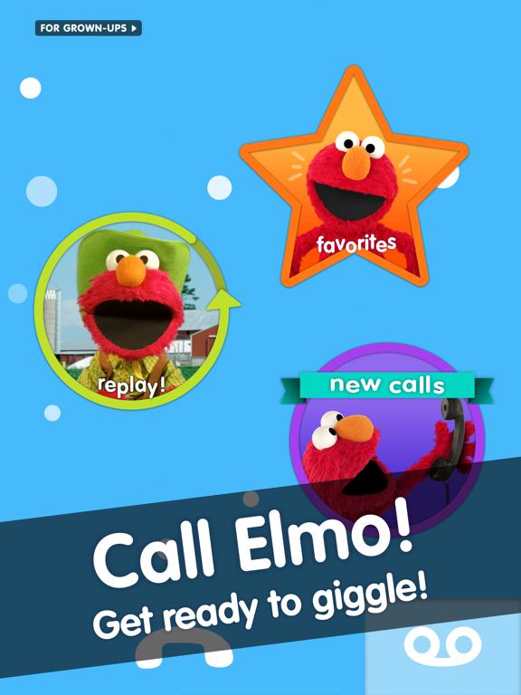 Elmo Callsのおすすめ画像1