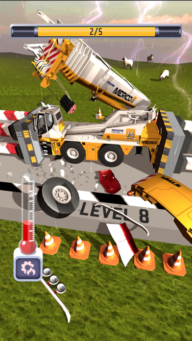 Car Crusher! screenshot 3