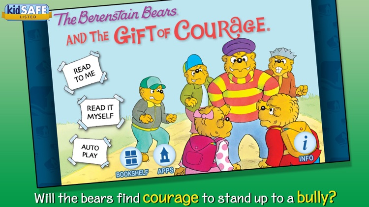 The Gift of Courage - BB