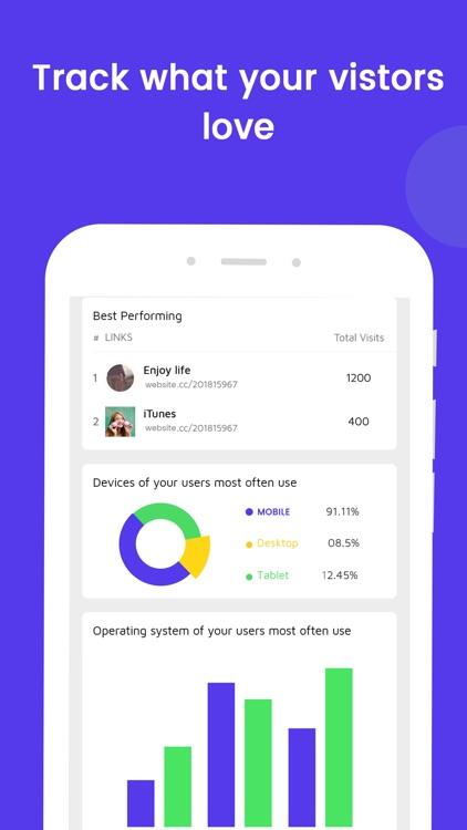 Shoplnk-Store,website builder screenshot-3