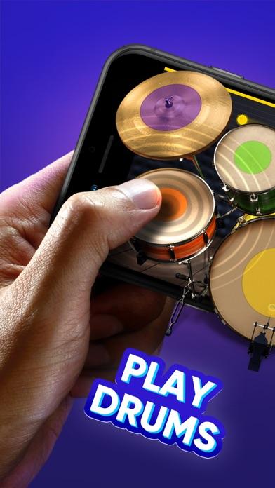 WeDrum: Drums, Real Drum Games Screenshot