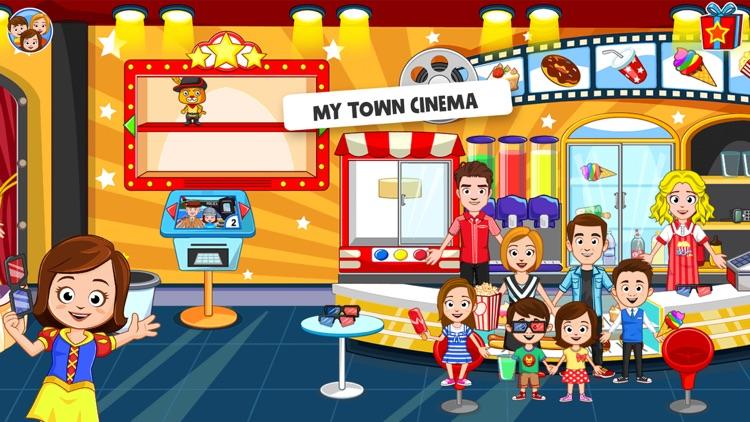 My Town : Cinema screenshot-0