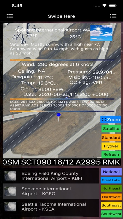 Instant Aviation Weather Pro screenshot-7