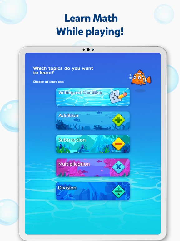 Math Games HomeSchool Learning screenshot 9