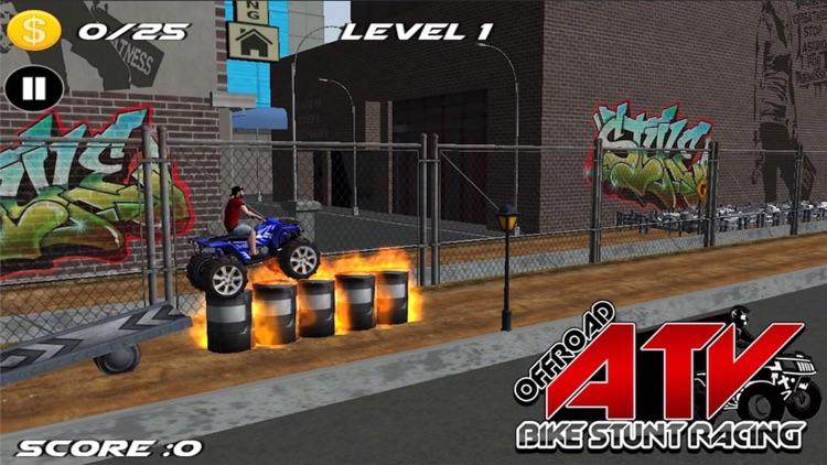 Bike Atv Race: OffRoad Stunt 2 screenshot-3