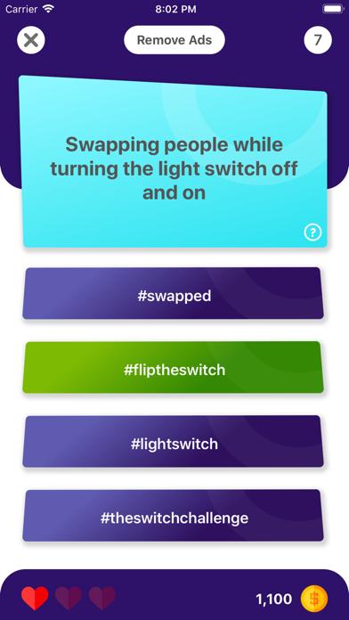 TicWhat - TikQuiz for Fans screenshot 2