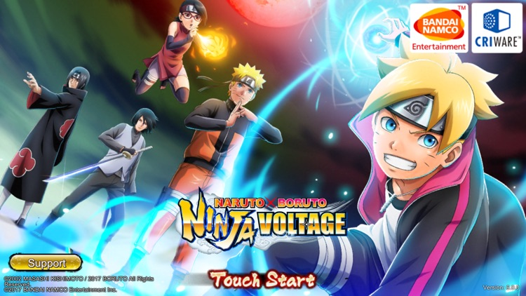 NARUTO X BORUTO NINJA VOLTAGE screenshot-0
