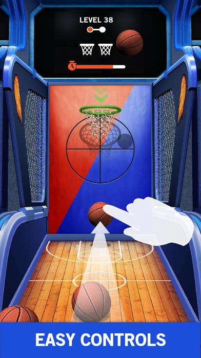 Basketball Roll screenshot 2