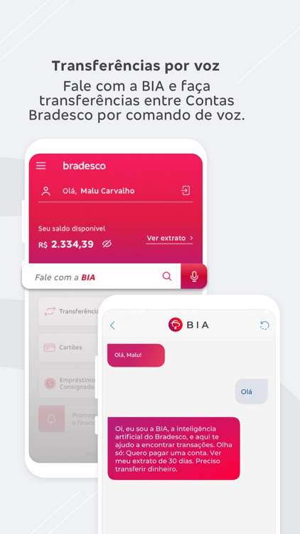 Bradesco screenshot-4