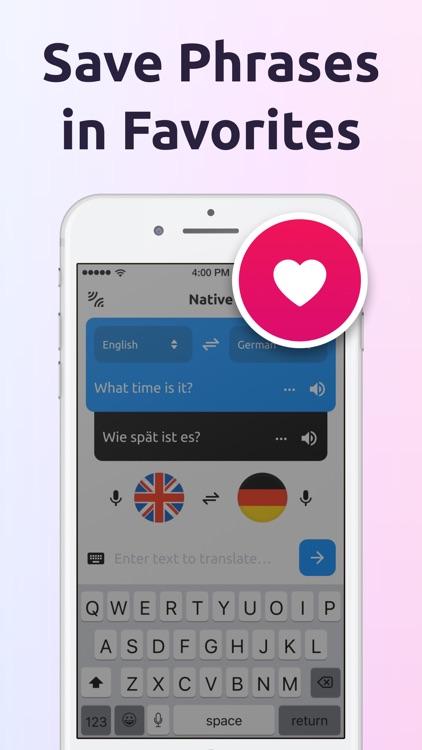 Translator: Translate Language screenshot-4