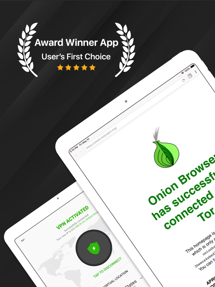 TOR Browser Secure Private Web App for iPhone - Free ...