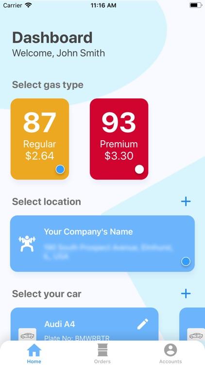 Gas2Go