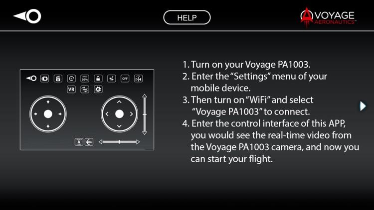 Voyage PA1003 screenshot-3