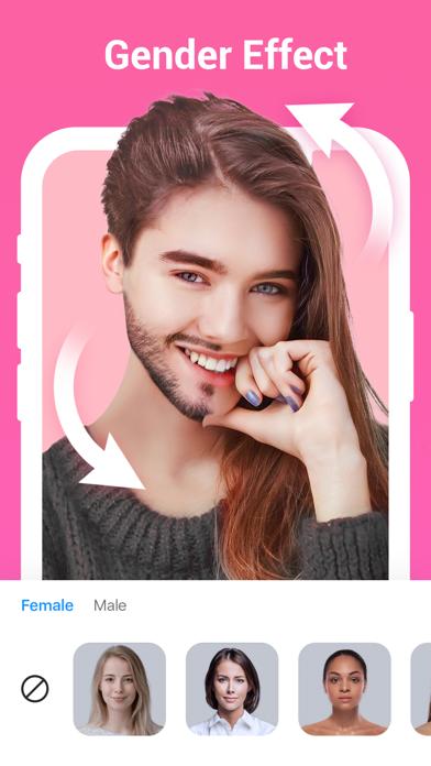 FunShot+: Cartoon & Hairstyle Screenshot