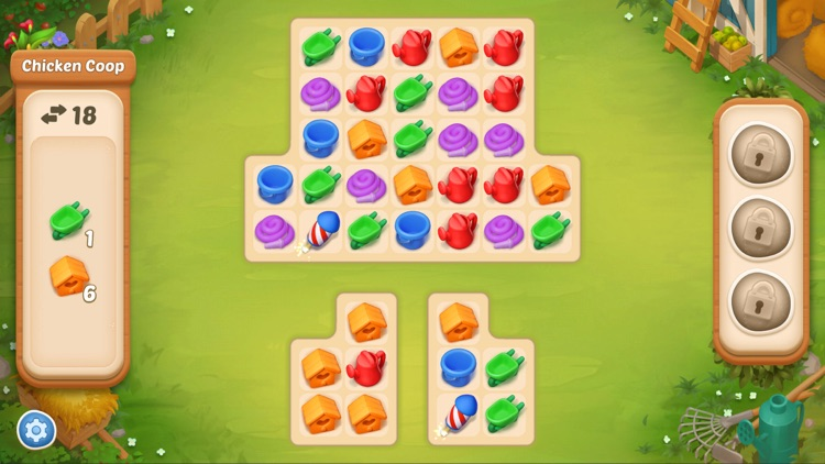 Maggie's Farm - Match 3 game screenshot-4