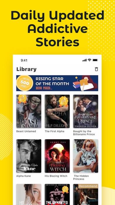 AnyStories Screenshot