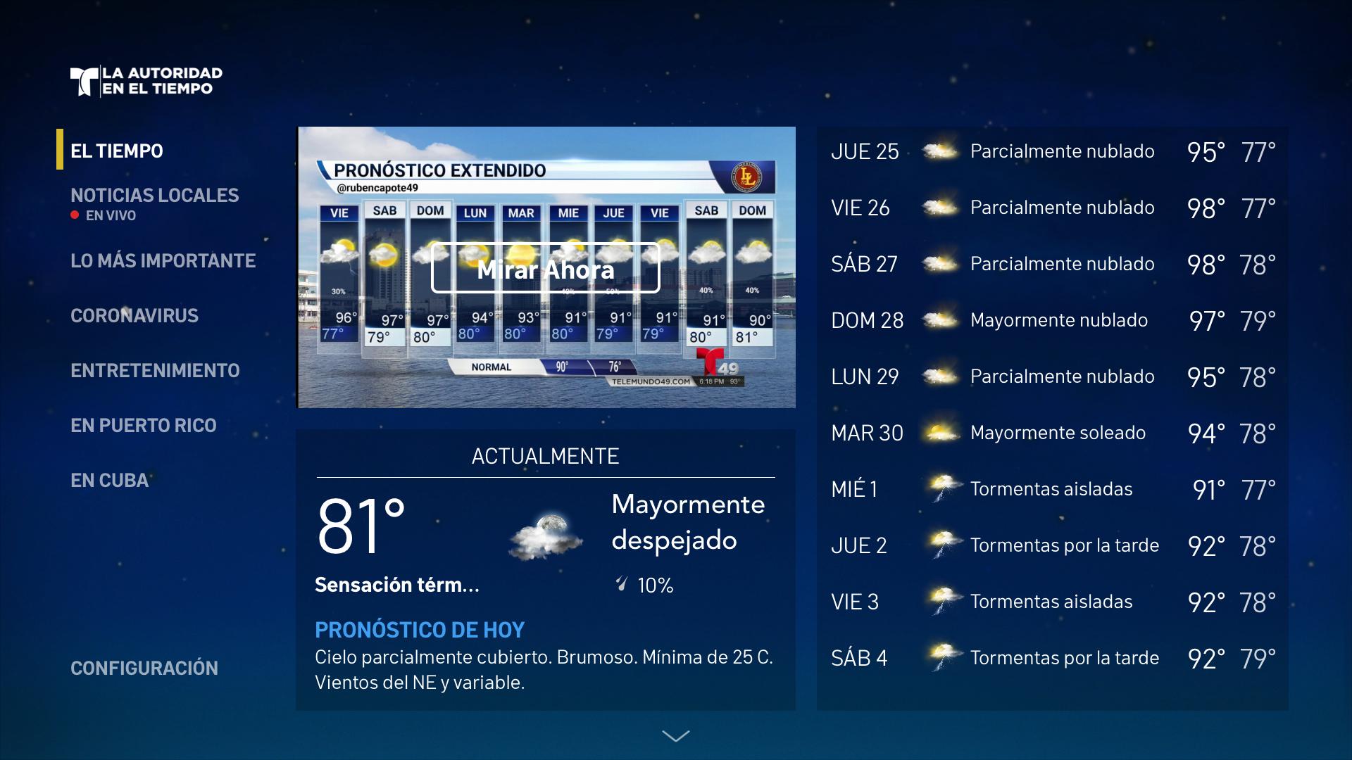 Telemundo 49 screenshot 13