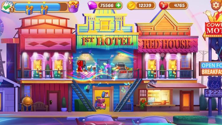Hotel Craze™: Hotel Game screenshot-5