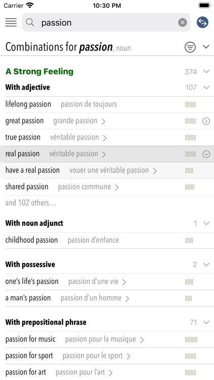 Antidote Mobile 4 – Bilingual screenshot-4