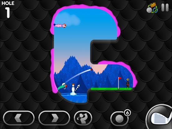 Super Stickman Golf 3+ screenshot 10