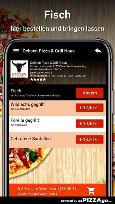 Ochsen Arnbach Neuenbürg screenshot 6