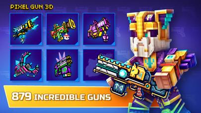 Pixel Gun 3D: FPS PvP シューティング ScreenShot8