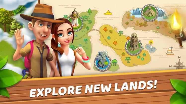 Funky Bay – Farm & Adventure screenshot-4