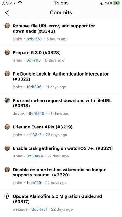 GeekHub for GitHub screenshot-5