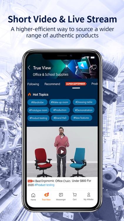 Alibaba.com B2B Trade App screenshot-0