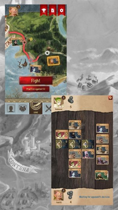 Crimson Company screenshot 1