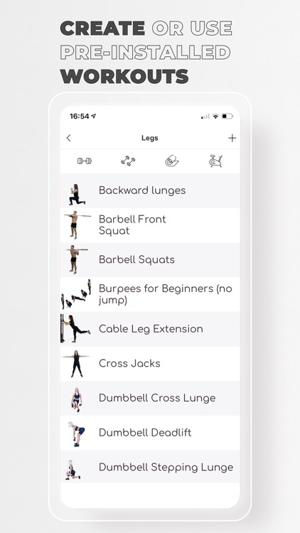 Fitness for Women at Home Gym screenshot-3